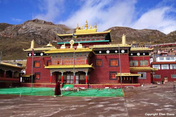 Nangchen Gonshab Monastery