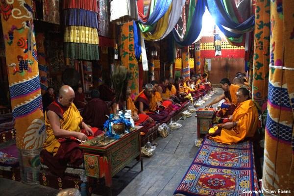 Rebkong Gomar Monastery
