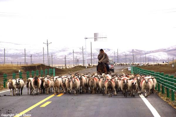 Xiahe to Tangke