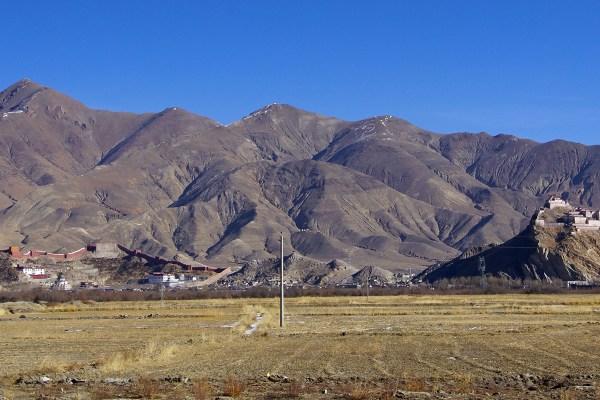 Pelkor Chöde Monastery, Kumbum stupa and Gyantse Dzong