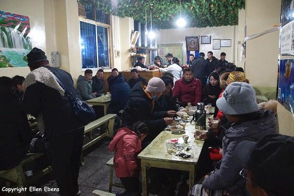 Lhasa teahouse