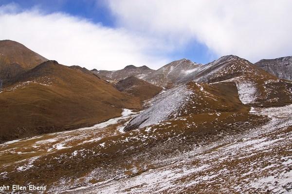 Chak La pass