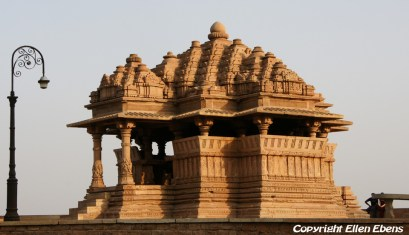 Hindu temple at Gwalior Fort, Gwalior
