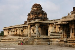 Hampi, the Vitthala temple