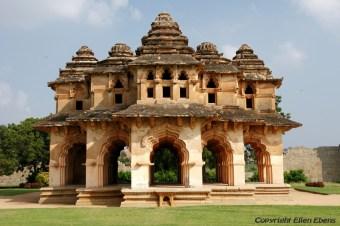 The Lotus Mahal, Hampi