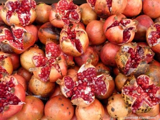 Pomegranates, Hyderabad