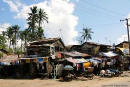 Yangon, street view