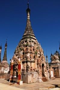 Kakku, forest of ancient stupas