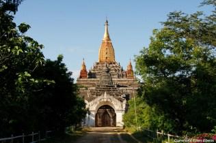 Bagan, the Ananda Temple