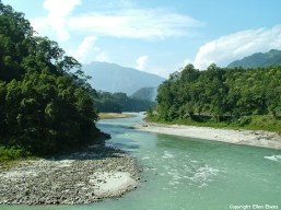 West Bengal Teesta River