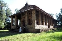 Gondar church