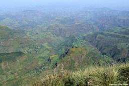 Simien National Park Landscape