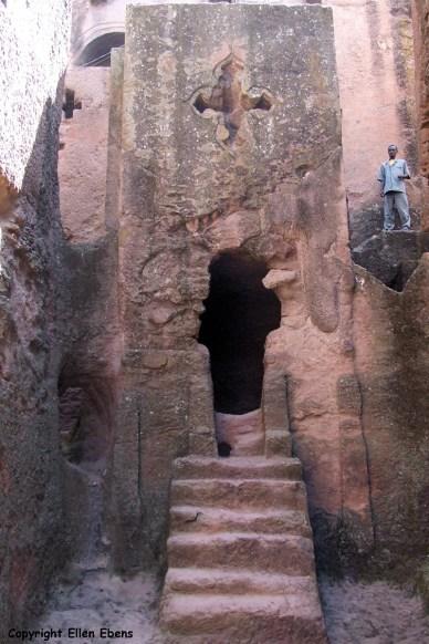 Harar rock-hewn church
