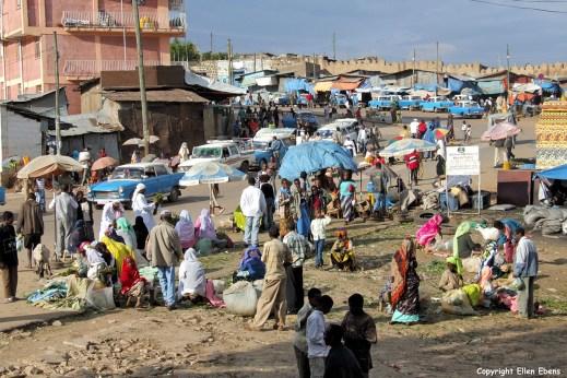 Harar market