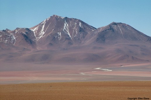 Argentina, Andes