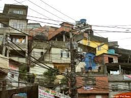 Rio de Janeiro, farvela