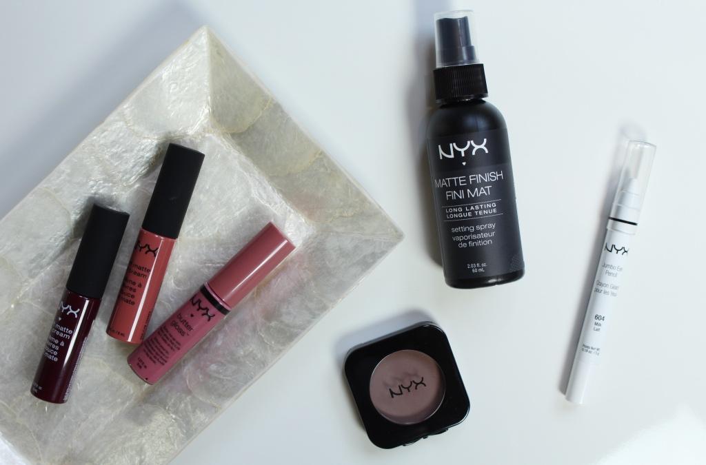 NYX Gent: make-up aankopen