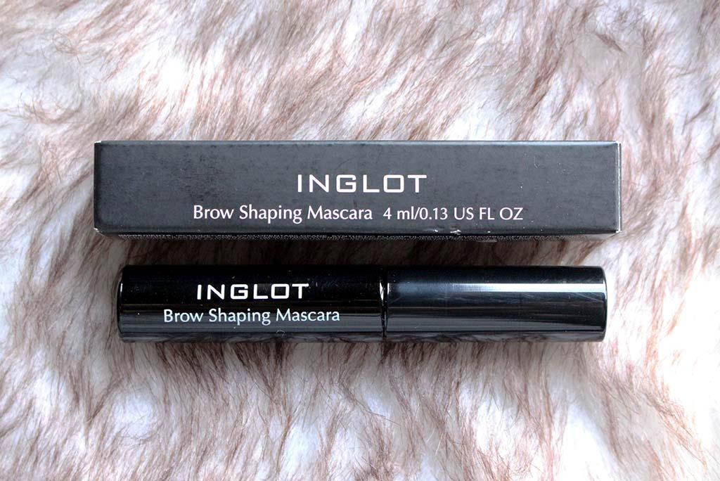 inglot brow shaping mascara 2