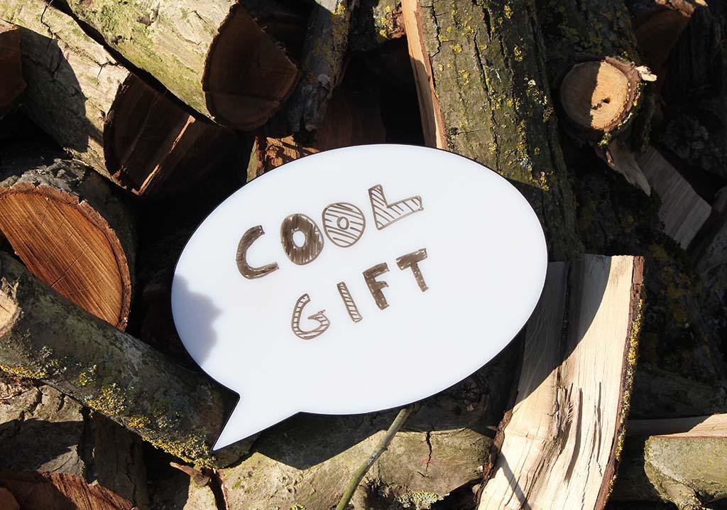 Origineel cadeau dankzij CoolGift
