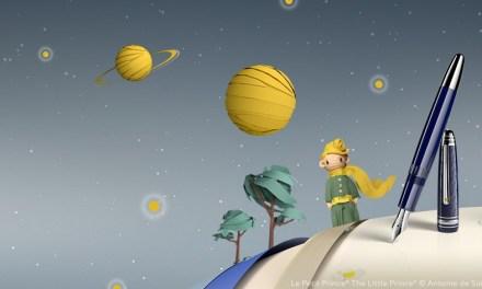 """Die Meisterstück Kollektion """"Le Petit Prince"""" von Montblanc"""