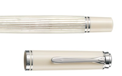 Pelikan Souverän® M605 Weiß-Transparent