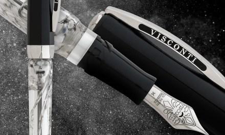 Visconti Silver Dust Füllfederhalter