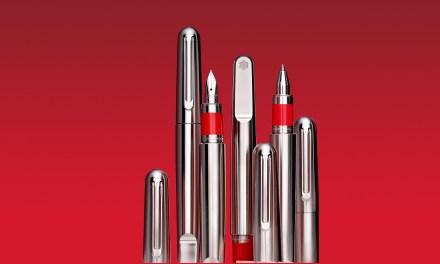 (Montblanc M)RED Signature Füllfederhalter