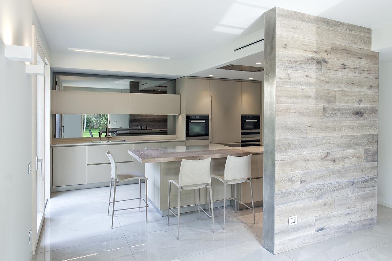 Equilibrio e geometrie cucina ellepi interior design