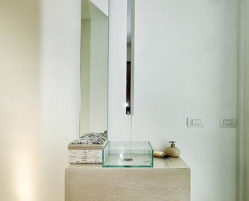 Raffinato minimalismo - Bagno