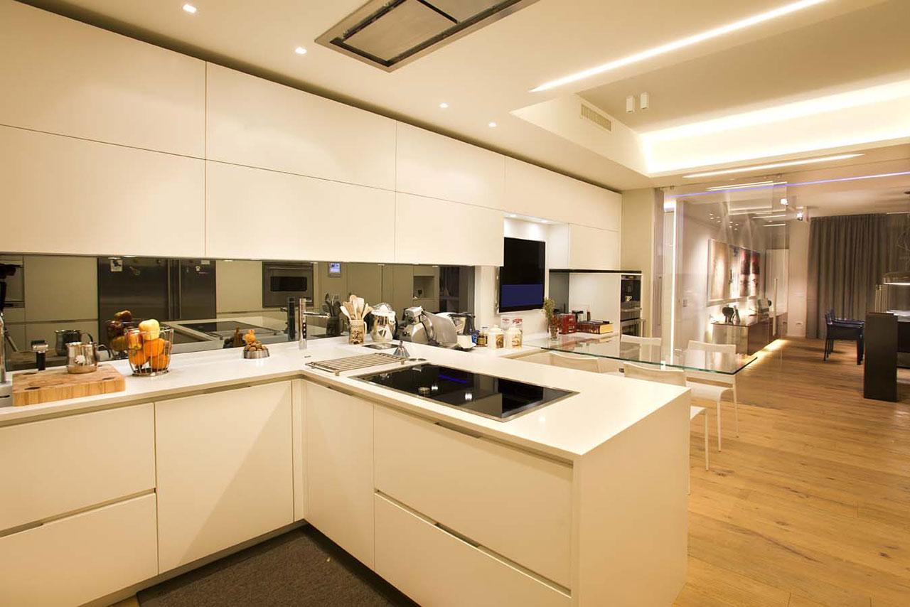 Comfort e design a Milano - Cucina