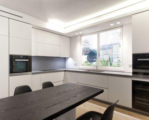 Luce e trasparenze - Cucina