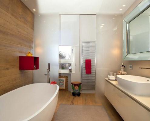 Comfort e design a Milano - Bagno