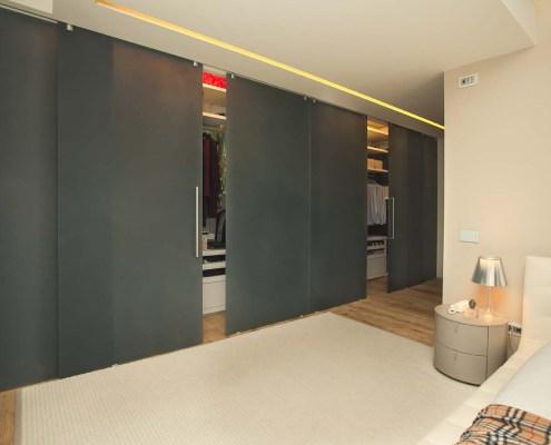 Comfort e design a Milano - Camera
