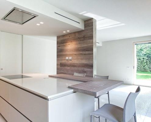 Equilibrio e geometrie - Cucina