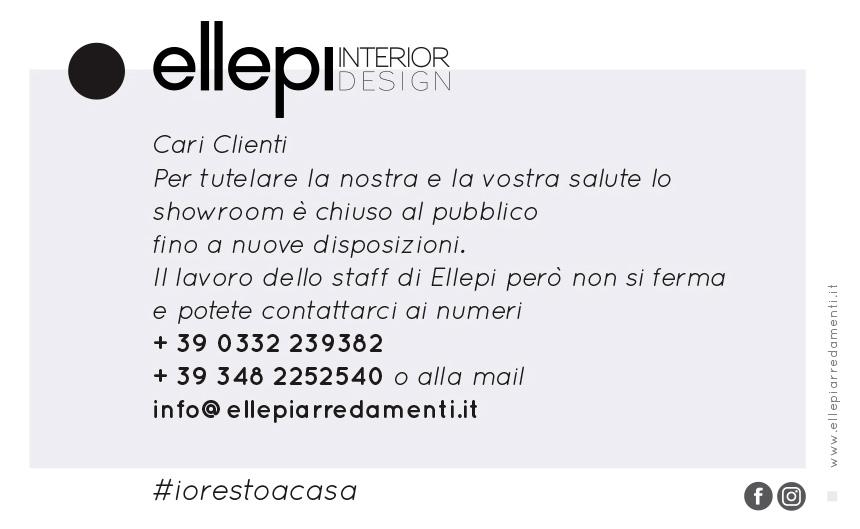 Ellepi Interior Design - #iorestoacasa