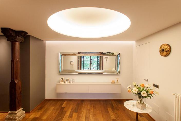 Villa 01 - Ingresso - Ellepi Interior Design