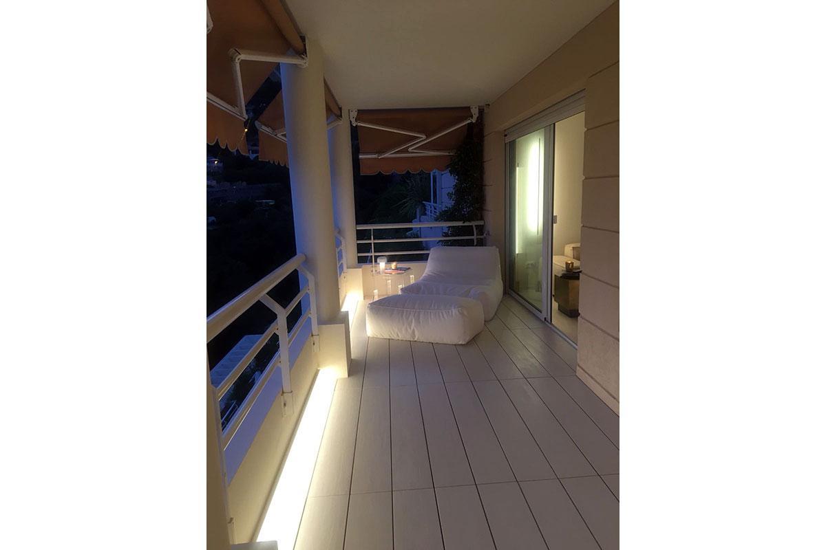 Appartamento 03 MC - Terrazzo - Ellepi Interior Design