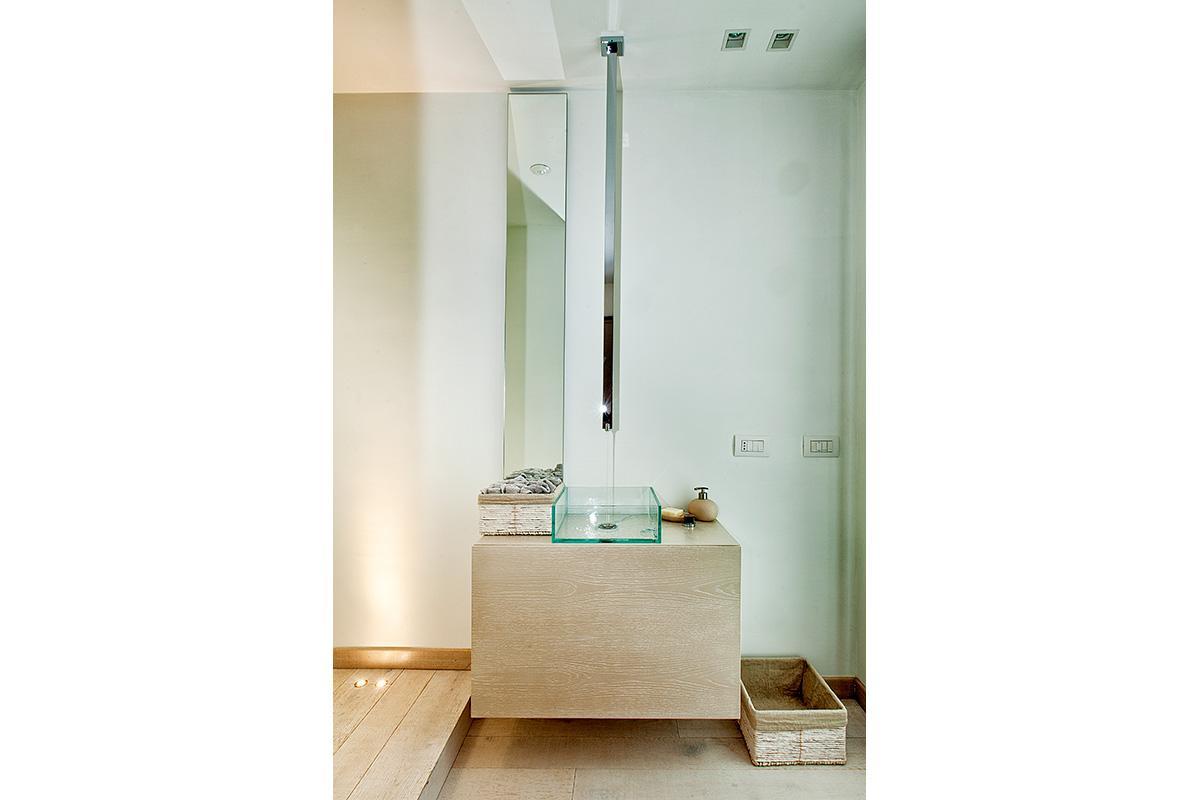 Attico 10 - Bagno - Ellepi Interior Design