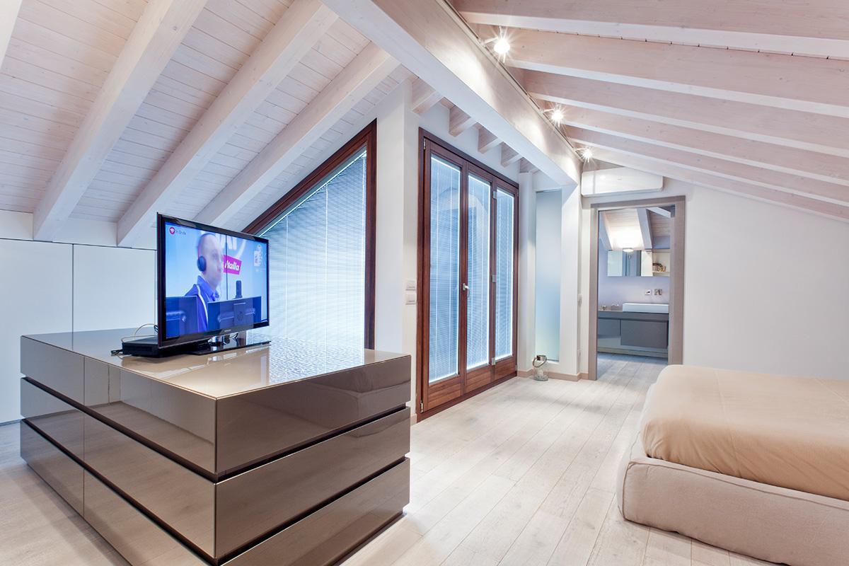 Attico 10 - Camera - Ellepi Interior Design