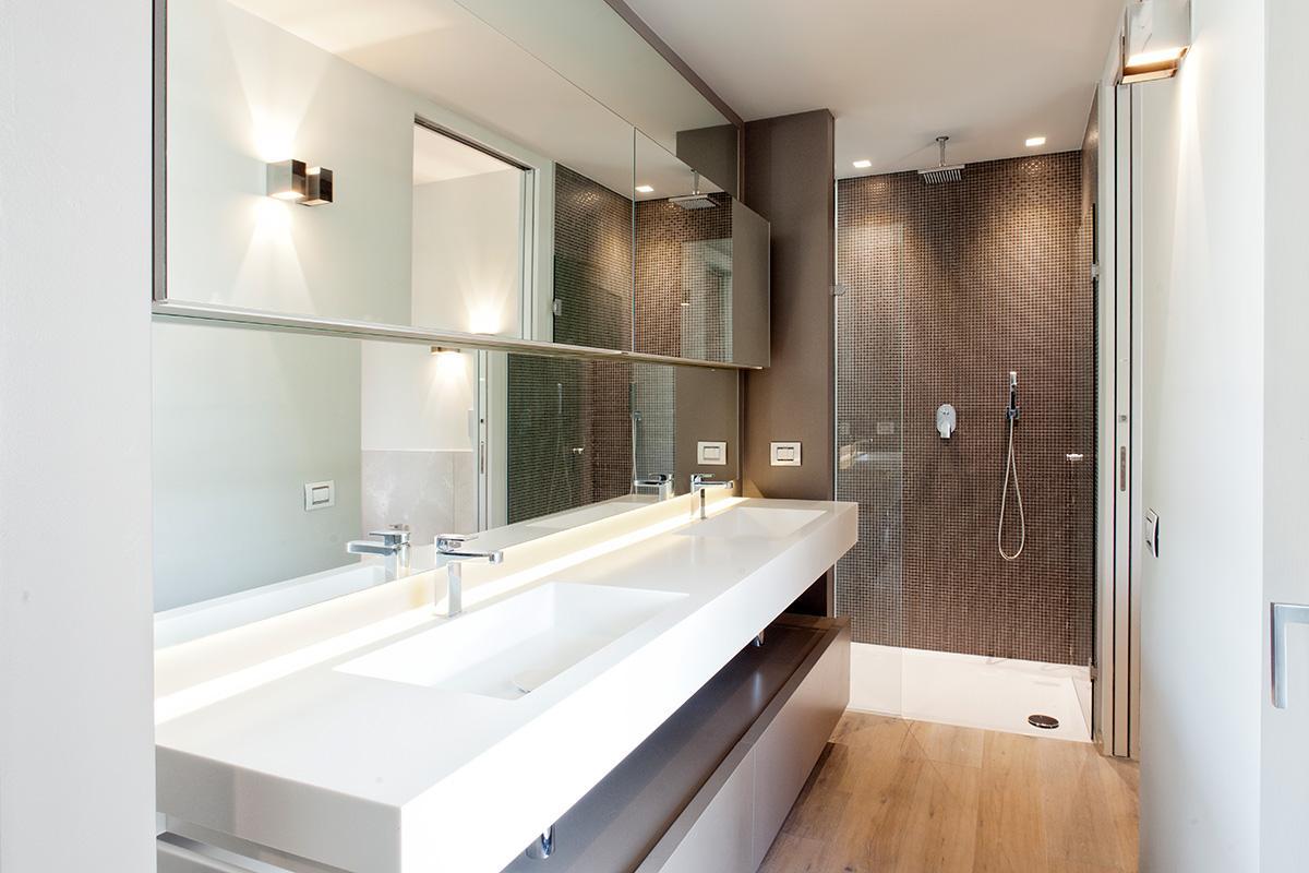 Appartamento 14 - Bagno - Ellepi Interior Design