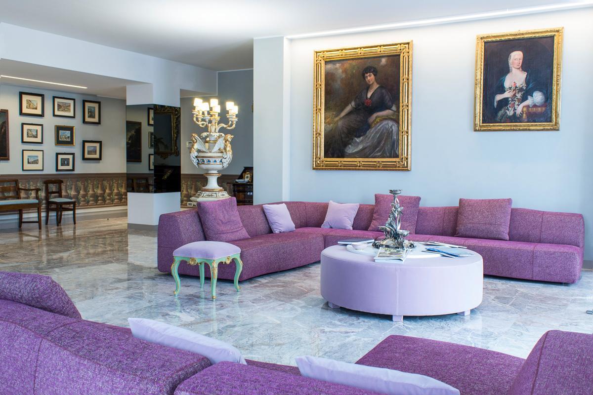 Appartamento 12 - Salotto - Ellepi Interior Design