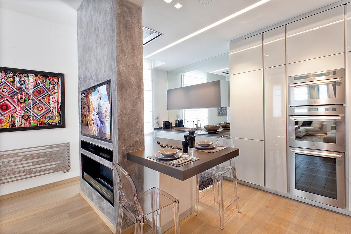 Appartamento 09 - Scorcio - Ellepi Interior Design
