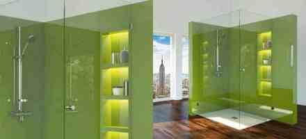 Wandpaneele Bad   Fliesenloses Bad   Dusche ohne Fliesen