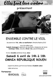 2013 ensemble contre le viol