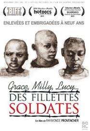 les fillettes soldates