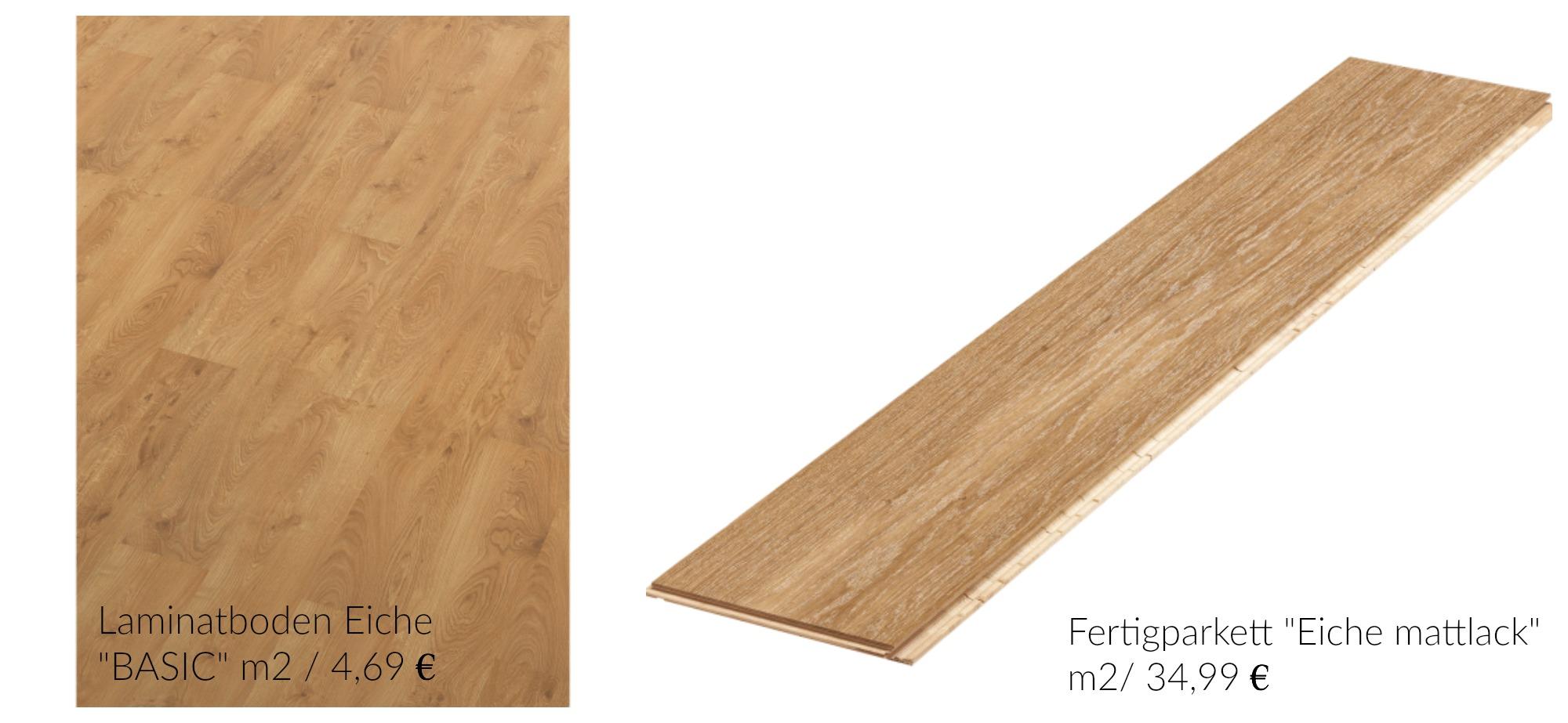 Parkett Vs Laminat Parquet Flooring Vs Laminate Flooring