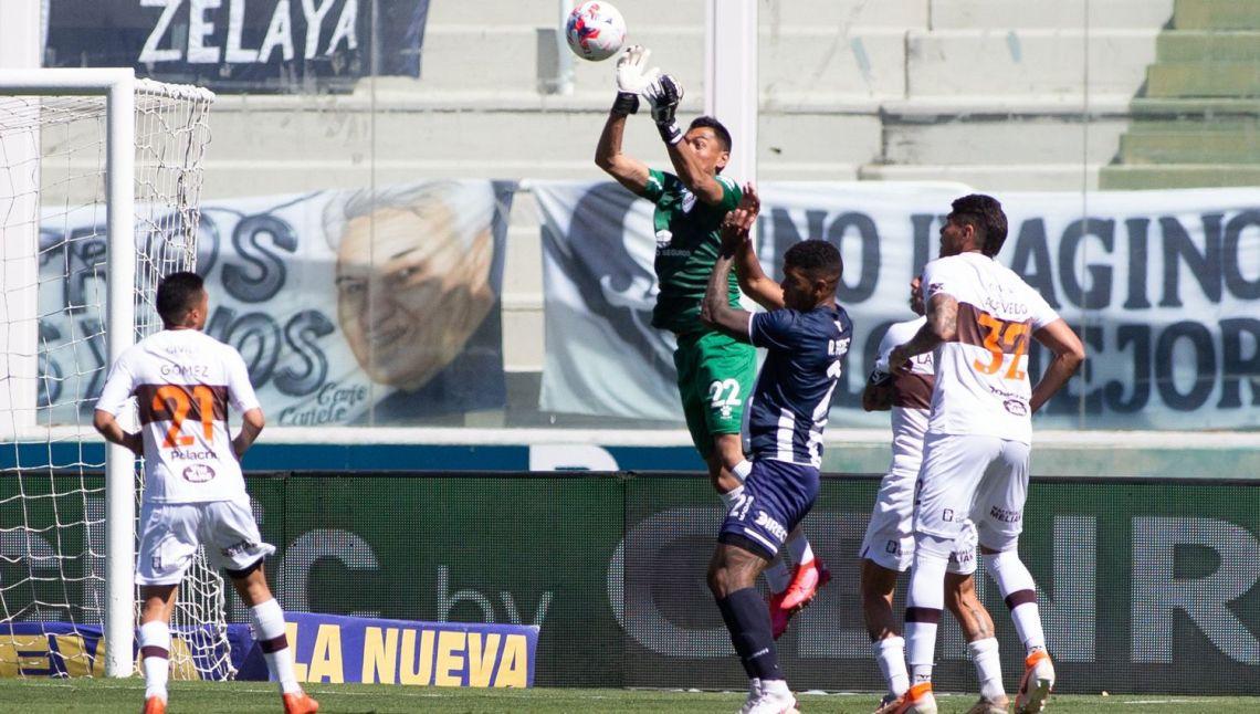 Talleres derrotó a Platense y se subió a la cima - El Liberal Movil