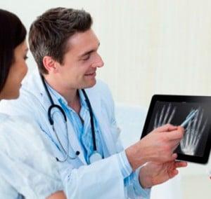 medico radiologo