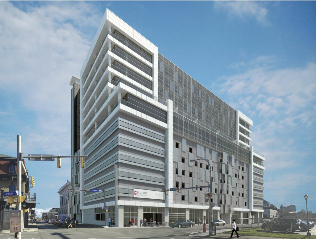 Buffalo Rising: Construction Watch: 500 Pearl Street
