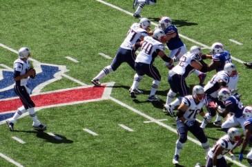 Patriots Vs. the Bills
